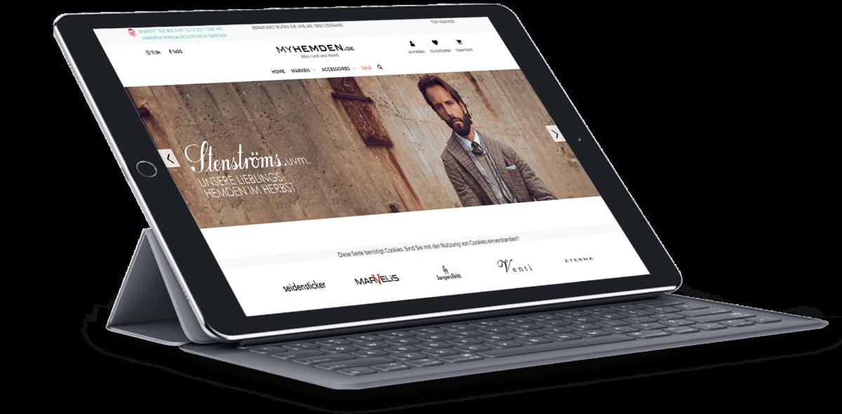 Brandcrock-myhemden main page