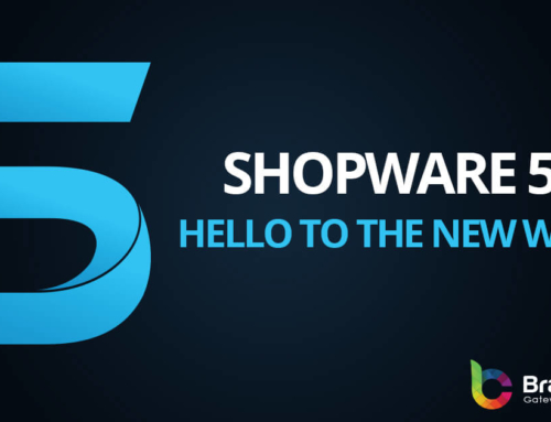 Shopware 5.4 Entwicklung