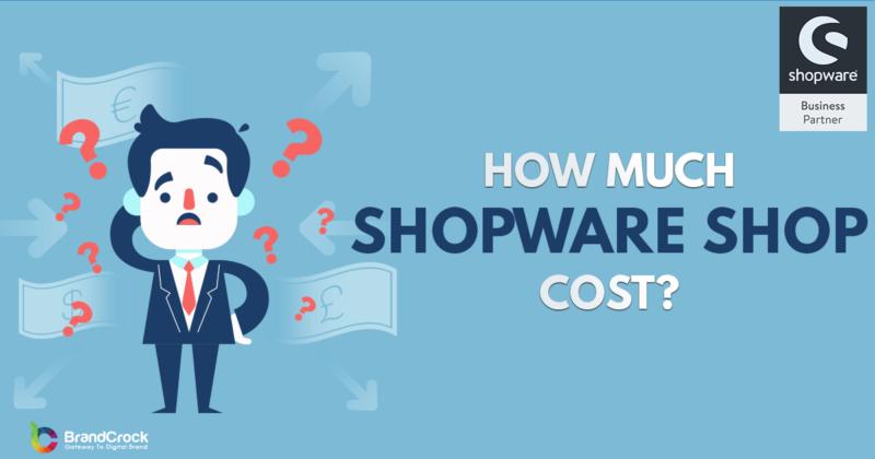 Shopware Shop Kosten