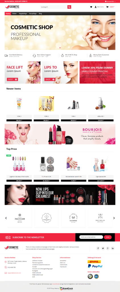 brandcrock-cosmetic theme