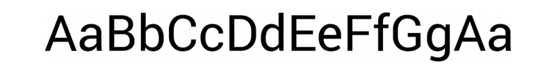 Brandcrock-roboto font