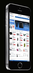 Brandcrock-iphone shop view