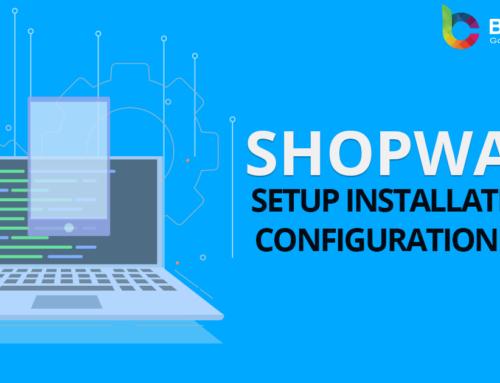 Kosten voor installatie- en configuratiekosten van shopware