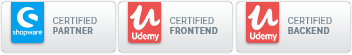 Shopware Development certification
