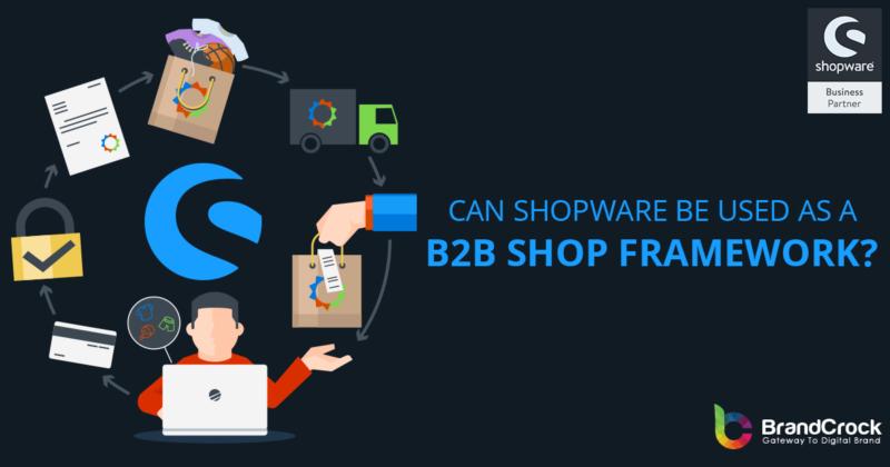 b2b shopware shop