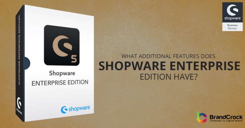 Shopware Enterprise Edition