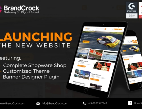 Completo online Personalizado Shopware Shop mrletter