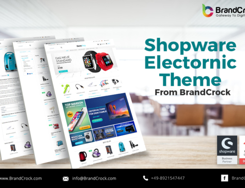 Shopware Theme-Tech Electro Responsivo