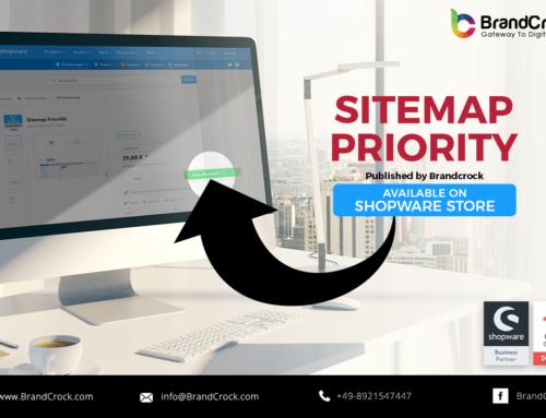 Shopware Plugin Priorità della Sitemap