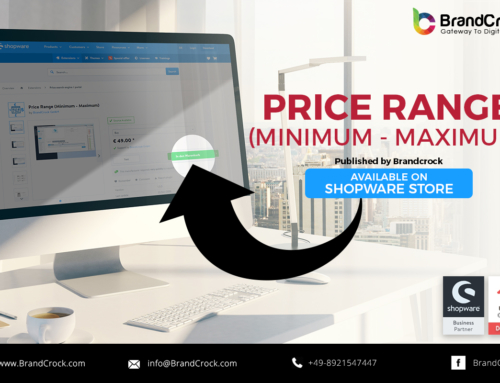 Shopware Plugin Price Range (Minimum – Maximum)
