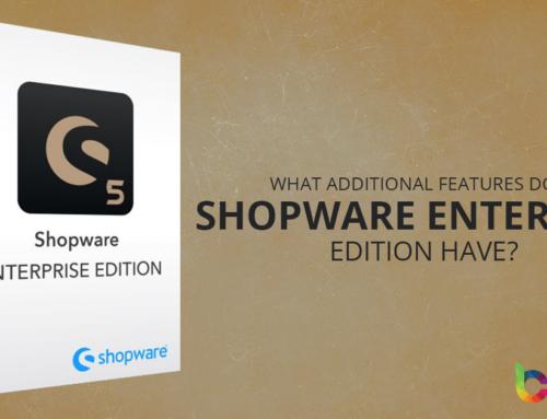 Welke extra functies heeft Shopware Enterprise Editie