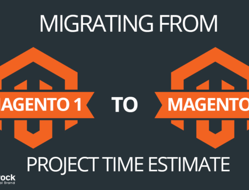 Migrating from Magento 1 to Magento 2 project time estimate