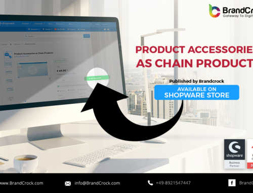 Shopware Plugin  Product Accessories as Chain Products