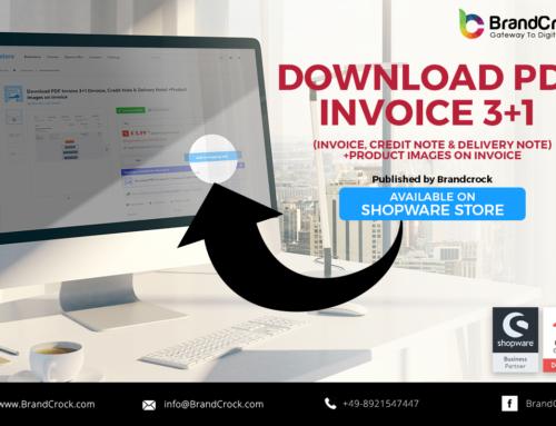 Shopware plugin Download PDF Invoice