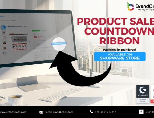 Shopware Plugin Product Sales Countdown Ribbon